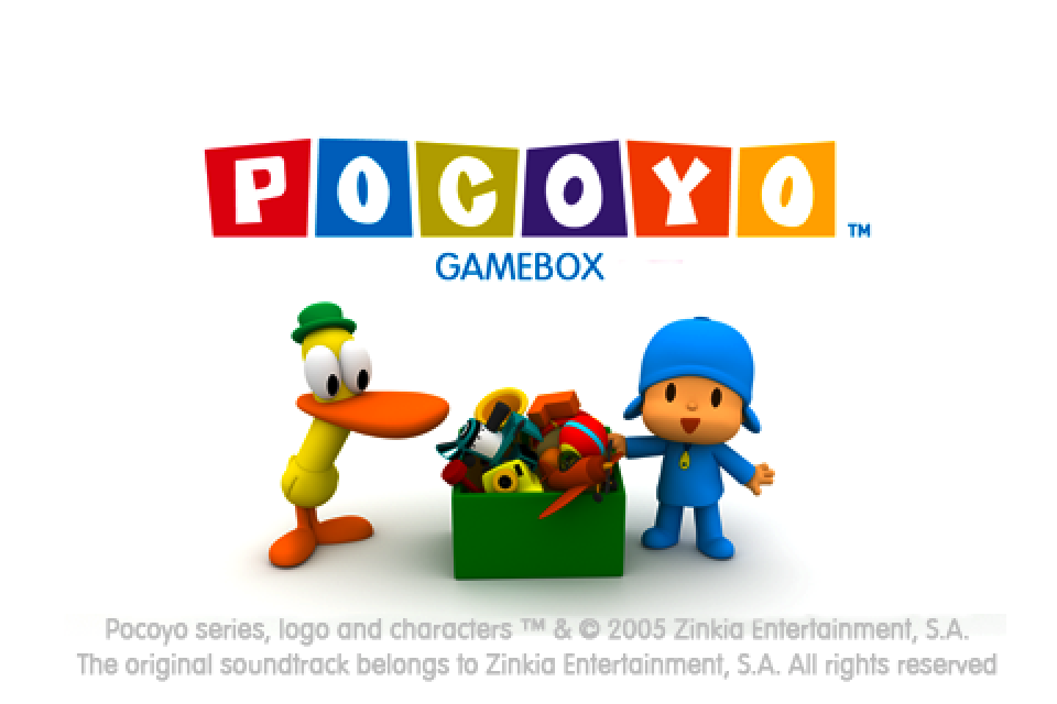 Screenshot Pocoyo Gamebox for iPhone